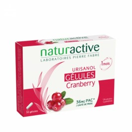 Naturactive Urisanol flash 30 gélules