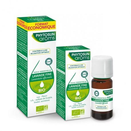 Phytosun arôms huile essentielle lavande fine 10ml