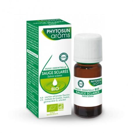 Phytosun arôms huile essentielle bio sauge sclarée 5ml