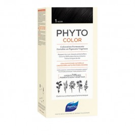 Phytocolor 01 Noir Permanente