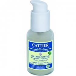 Cattier Gel Crème Purifiant 50ml