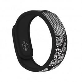 Para'Kito bracelet anti-moustique bandana noir