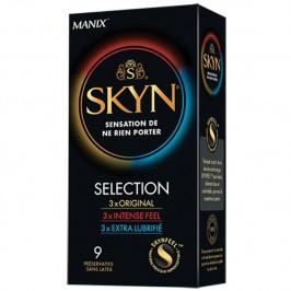MANIX PRESERV SKYN SELECTION 9