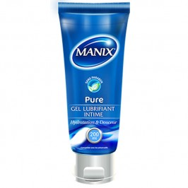 MANIX GEL PURE FL/200ML
