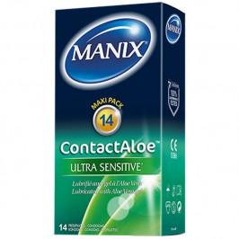 MANIX CONTACT ALOE /14