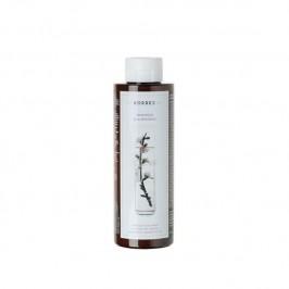 Korres shampooings réparateur amandes & graines de lin 250ml
