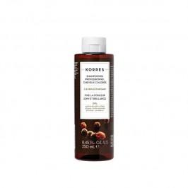 Korres shampooing professionnel post-coloration à l'huile d'argan 250ml