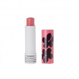 Korres stick à lèvres nourrissant hibiscus