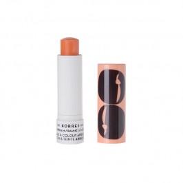 Korres stick à lèvres nourrissant abricot