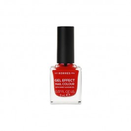 Korres vernis à ongles amande douce 48 coral red 11ml