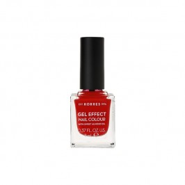 Korres vernis à ongles amande douce 53 royal red 11ml