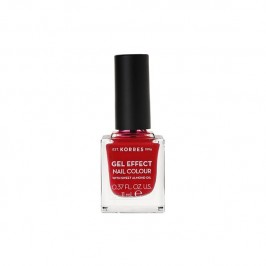 Korres vernis à ongles amande rosy red 11ml