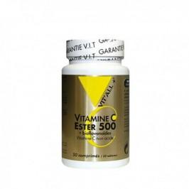 Vitall+ vitamine c ester 1000mg 50 comprimés secables