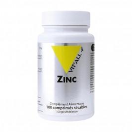 Vitall+ zinc 30mg bisglycinate 100 comprimés secables