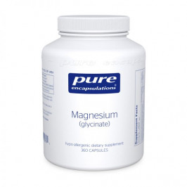Pure encapsulations magnésium glycinate