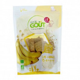 DODIE GOOD GOUT BB CARRE BANANE 50G