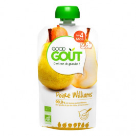DODIE GOOD GOUT BB POIRE WILLIAMS 120G