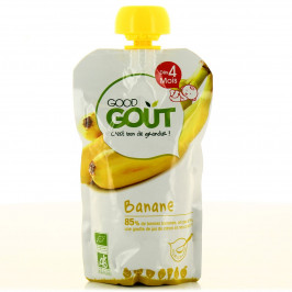 DODIE GOOD GOUT BB BANANE 120G
