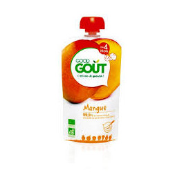 DODIE GOOD GOUT BB MANGUE 120G