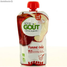DODIE GOOD GOUT BB POMME GALA 120G