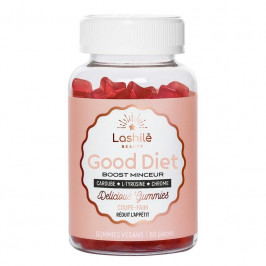 Lashilé beauty good diet boost minceur coupe faim