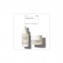 Korres coffret feed your skin yaourt grec