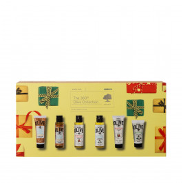 Korres coffret absolute olive 6 soins travel
