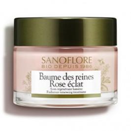 Sanoflore baume des reines rose éclat 50ml