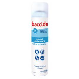 Cooper Baccide aérosol 250ml