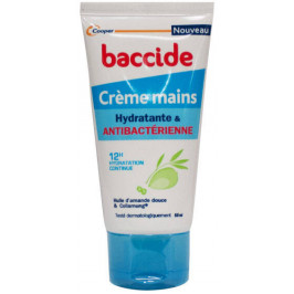 BACCIDE CREME MAINS ANTI-BACTERIENNE 50ML