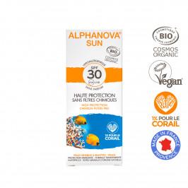 ALPHANOVA SUN BIO SPF 30 EXTR CR