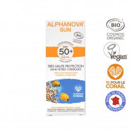ALPHANOVA SUN BIO SPF 50 EXTR CR SANS PARF
