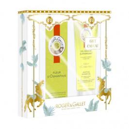 ROGER & GALLET COFFRET DE NOËL FLEUR OSMANTHUS 100ML