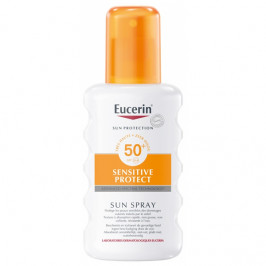 Eucerin sun protection sensitive protect spray spf50+ 200ml