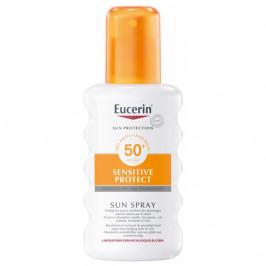 Eucerin sun protection sensitive protect spray spf50+ 200ml
