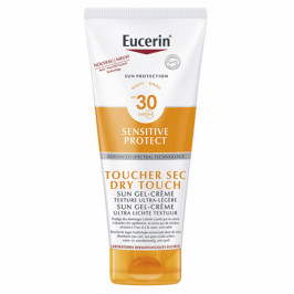 Eucerin sun sensitive protect gel-crème toucher sec spf30 200ml