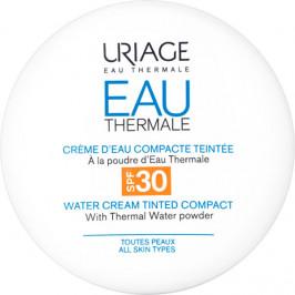 Uriage eau thermale crème d'eau compacte teintée spf30 10g