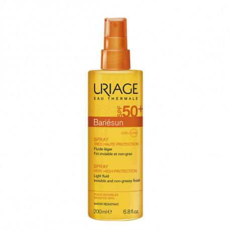 Uriage bariésun spray spf 50+ 200ml