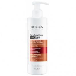 Vichy dercos technique kera-solutions shampooing reconstituant 200ml