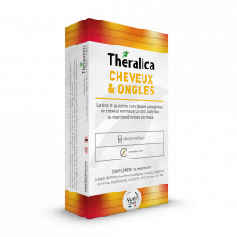 THERALICA ONGLES ET CHEVEUX 60GEL