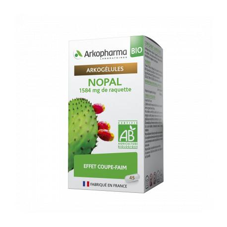 Arkopharma nopal arkogélules 45 gélules