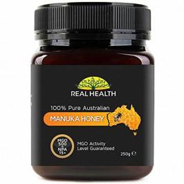 Real health miel manuka australien MGO 500 NPA15+ 250g