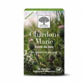 New nordic chardon-marie santé du foie 30 comprimés