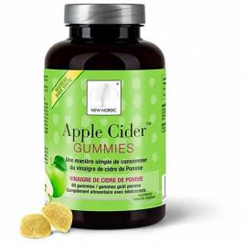 Nordic apple cider gummies boite de 60