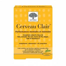CERVEAU CLAIR CP BTE/60