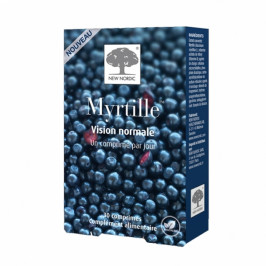 NEW NORDIC MYRTILLE 30CP