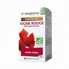 Arkogelules Vignes Rouges Vitiven Jambes Légères 150 gélules