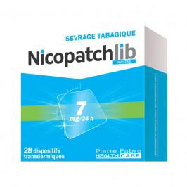 NICOPATCH 7MG BTE/28