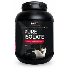 Eafit Pure Isolate Vanille 750g