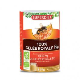 SUPERDIET GELEE ROYALE BIO POT25G